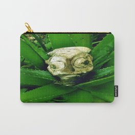 Petrified Fishhead Carry-All Pouch