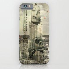 Die Frau im Dom Slim Case iPhone 6s