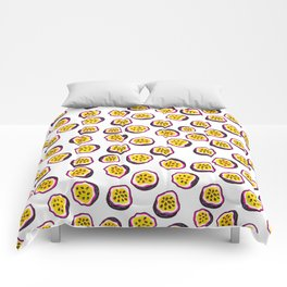 Passion fruit psico Comforters