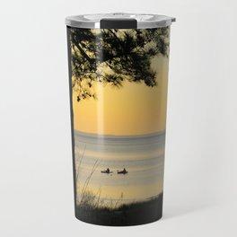 Go Kayaking Travel Mug