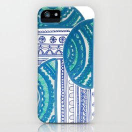 Let's just teeter iPhone Case
