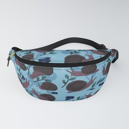 Snail Time Fanny Pack