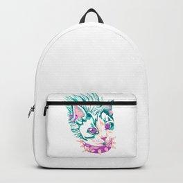 Punk Cat Backpack