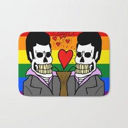 LOVE IS EQUAL! (Butch) Bath Mat