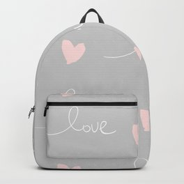 love love love Backpack