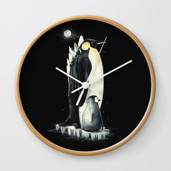 The Emperors Wall Clock