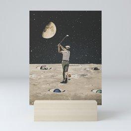 Golf Mini Art Print