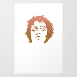 VAPID NO.27 Art Print