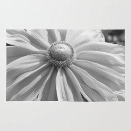 Floral Close-Up Rug