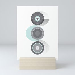 SCANDINAVIAN DESIGN No. 32 Mini Art Print
