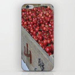 Chinese Cherries  iPhone Skin