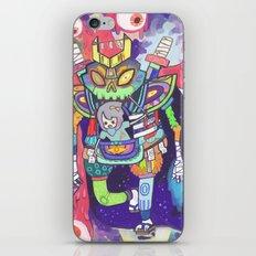 Kuri and the Kaiju iPhone & iPod Skin