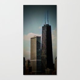 Chi-Town Sky Canvas Print