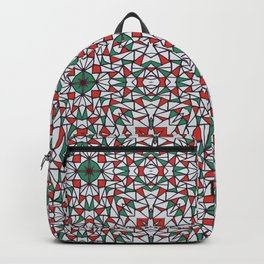 Doodle Pattern 16 Backpack