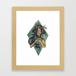 In A World Of Pure Imagination Framed Art Print
