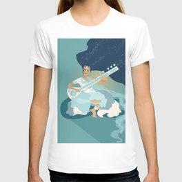Sitar Girl T-shirt