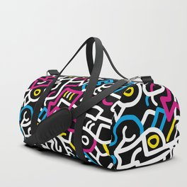 Mazed and Confused Duffle Bag