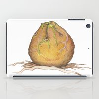 egg iPad Cases featuring Egg by Joey Wall