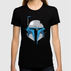 Jango SMALL Black Womens Fitted Tee