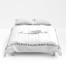 Mermaid by Love Rocks Me Comforters
