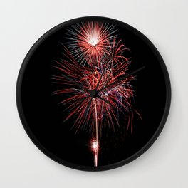 You're a Firework  Wall Clock