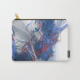 Unwelcome Gaze – Facebook 16 Carry-All Pouch