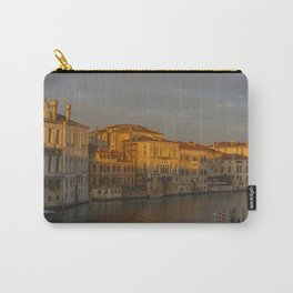 A view of Venice Carry-All Pouch
