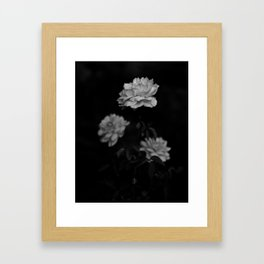 The Middle Framed Art Print