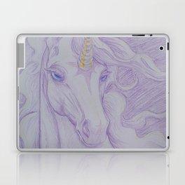 Unicorn Oracle 1: Lavender Laptop & iPad Skin