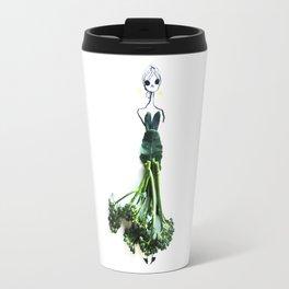 Edible Ensembles: Broccolini Travel Mug