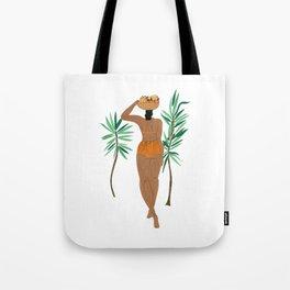 Fruit Basket Gal Tote Bag