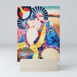 The Good Geisha Mini Art Print