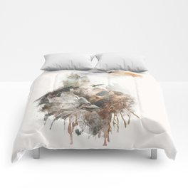 Pride Before the Fall Comforters