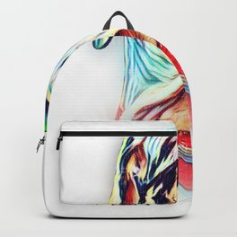 Great Dane Colorful Neon Dog Sunglasses Backpack