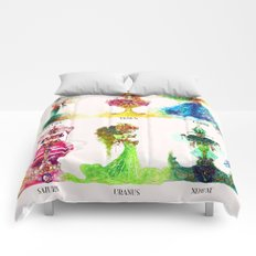 VIA LACTEA Comforters