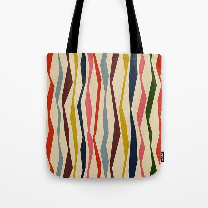 Bloomsbury Stripe Tote Bag