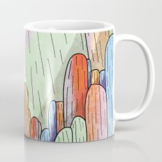coral Mountains Mug