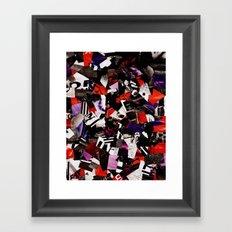 Provoke Framed Art Print