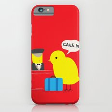 Chick in! Slim Case iPhone 6s