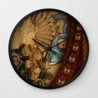 cinema Wall Clocks featuring Cinema by TTdidier