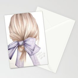 Bow Stationery Cards