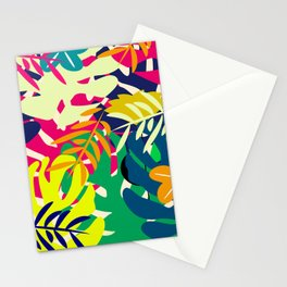 Tropical voyage Stationery Cards