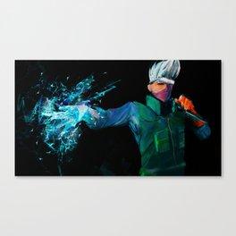 Ninja Senpai Canvas Print