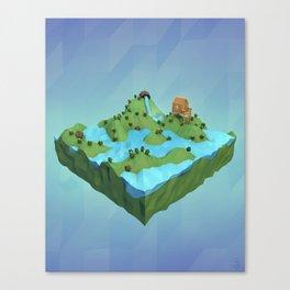 Thousand Islands Canvas Print