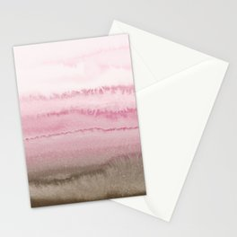 WITHIN THE TIDES STRAWBERRY CAPPUCCINO Stationery Cards