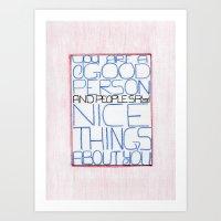 roosterteeth Art Prints featuring Boost by Sebastian DeTemple