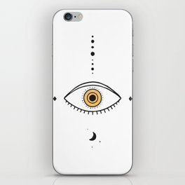 Universe Eye II iPhone Skin