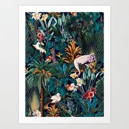 Beautiful Forest III Art Print