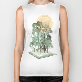 Jungle Book Biker Tank