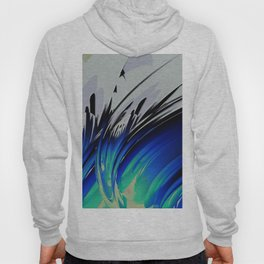 Abstract Composition 126 Hoody